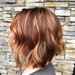 Red Highlights short cut